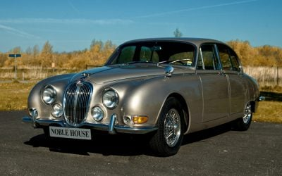 Jaguar S-Type 3.8L 1965