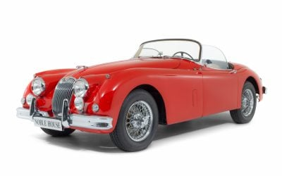 Jaguar XK150 Roadster 1959