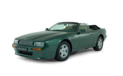 Aston Martin Virage Volante 1992