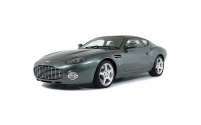 SOLD: Aston Martin DB7 Zagato 2004