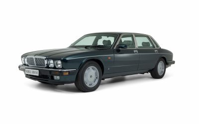 New Arrival: Daimler Double Six Majestic Insignia 1994