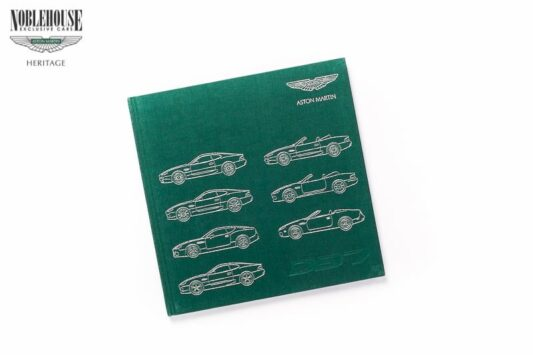 DB7 Book / Original DB7 Total Range, Including Zagato, Hard Cover.
