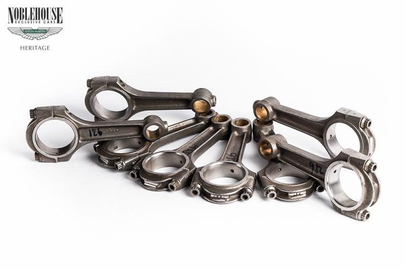V8 Coupé & V8 Volante Connecting Rod Assembly / New Old Stock