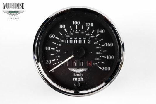 V8 Coupe & Volante LWB Speedo Meter MPH/Kmh / New Old Stock