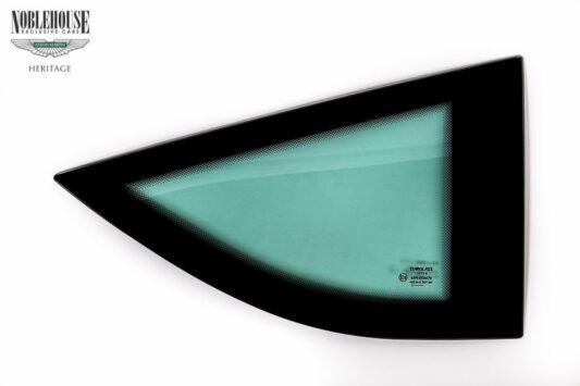 DB7 Zagato Rear Quarter Glass RH / New Old Stock