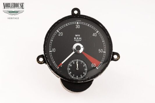 XK150 Revolution Counter / Original