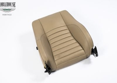 XJS Front Seat Leather Twin Stitching / New Old Stock