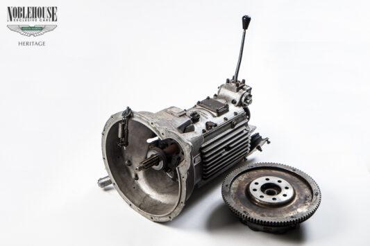 DB4 Gearbox 4 Speed / Original, Unrestored