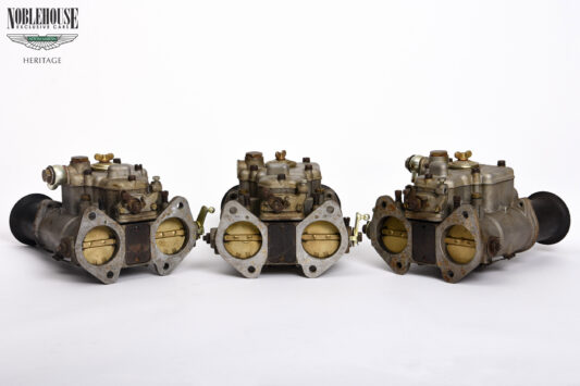 Carburettor set of 3 (DBS-008-NH001)