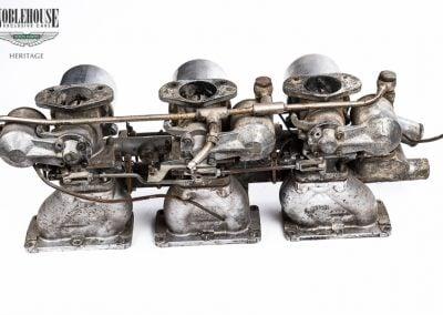 MKX & 420G Carburettor Set / Original, Unrestored  Margin Sale