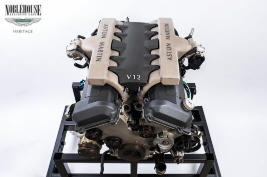 Vanquish V12 Engine / Original, In Very Good Condition