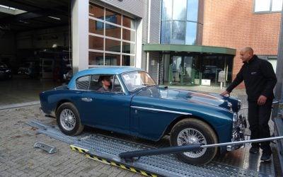 Aston Martin DB2/4 Fixed Head Coupé