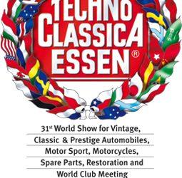 Techno-Classica Essen – 10th* – 14th April 2019