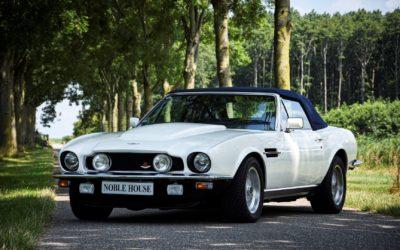 "Aston Martin V8 Volante ""Prince of Wales"" Specification"