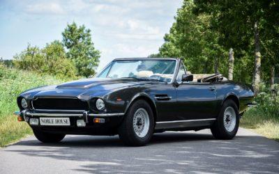 NEW: Aston Martin V8 Volante