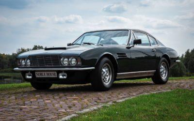 NEW: Aston Martin DBS V8