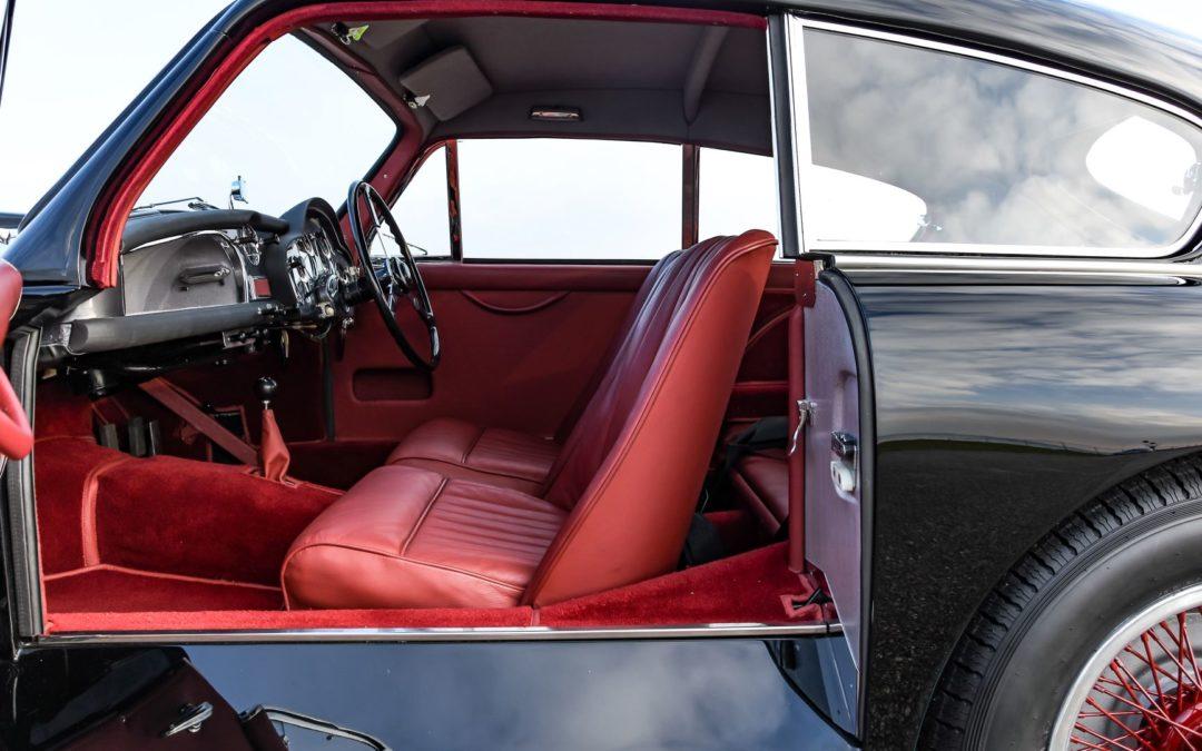 Ervaren Stoffeerder/Bekleder gezocht voor het stofferen van (klassieke) Engelse automobielen