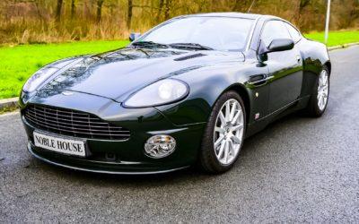 NEW: Aston Martin Vanquish S