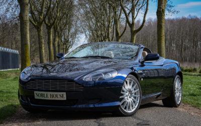 NEW: Aston Martin DB9 Volante