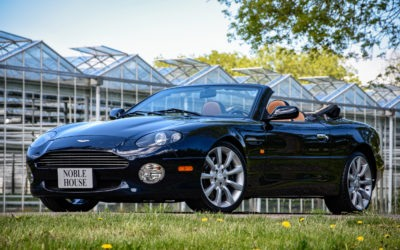NEW: Aston Martin DB7 Vantage Volante