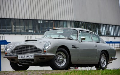 NEW: Aston Martin DB6 Chassis nr. 1