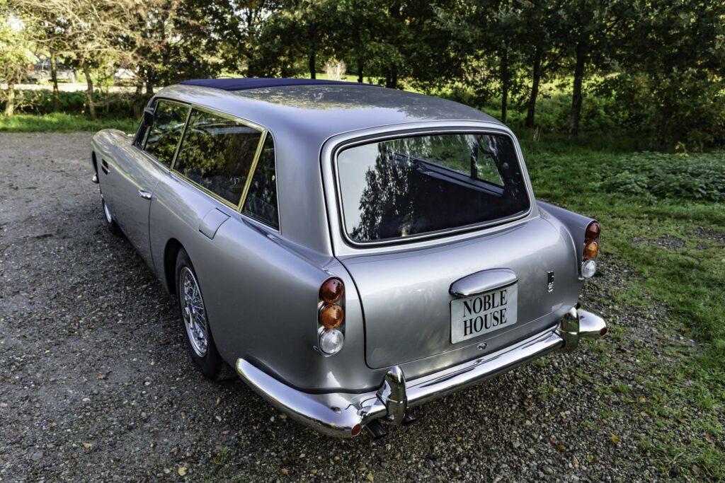 Aston Martin DB5 Shooting Brake Build Noble House Classics NL