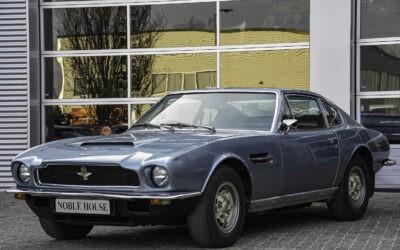 NEW: Aston Martin V8 Series II Sports Saloon (Manual!)