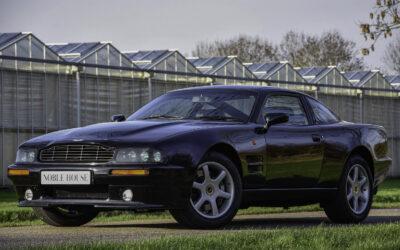 Aston Martin V8 Coupé RHD