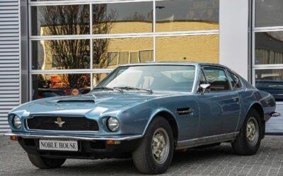 Aston Martin V8 Series II Sports Saloon (Manual!)