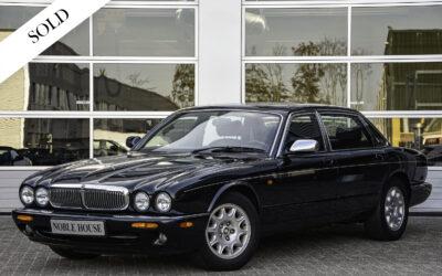 Jaguar Sovereign XJ 4.0 LWB