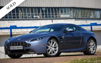 Aston Martin V8 Vantage Coupé Manual
