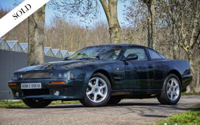 Aston Martin V8 Coupé
