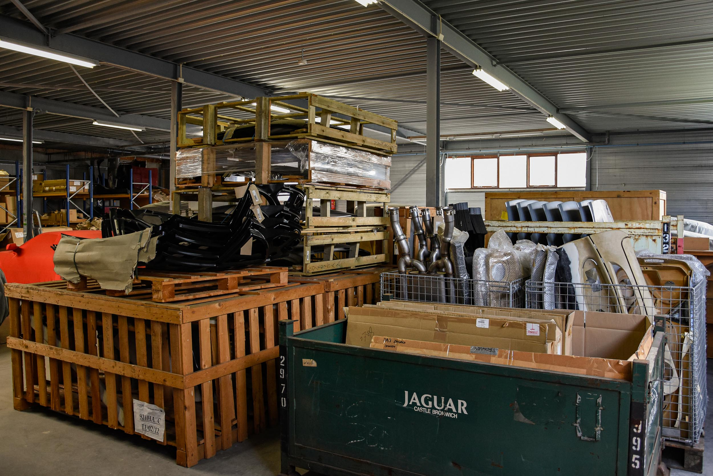ASTON MARTIN ZAGATO PARTS NOBLE HOUSE CLASSICS NL