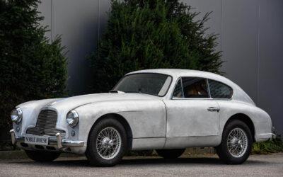 NEW: Aston Martin DB 2/4 MK I, original LHD