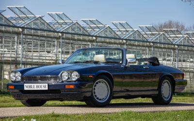NEW: Jaguar XJS Convertible