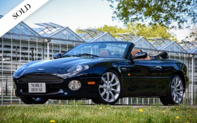 Aston Martin DB7 Vantage Volante Manual